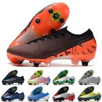낮은 수은 Superfly SG VII 7 축구 신발 360 엘리트 XII CR7 SE Ronaldo Neymar Mens Women 싼 원래 축구 부츠 Cleats EUR39-45