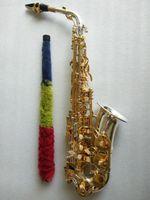 Yeni YANAGISAWA A-WO37 Yüksek Kalite Alto Saksafon Müzik Aletleri Pirinç Nikel Gümüş Yüzey Altın Anahtar Eb Sax Ücretsiz Kargo