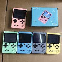 Nouvelle couleur Macaron Mini Pocket jeu Les joueurs Retro TV Console de jeux vidéo de soutien AV Sortie TV Vidéo pour FC 8 Bit Jeux classiques pour enfants cadeau