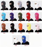 США STOCK CAR-Балаклавы Открытый мента маска для лица Маски для лыж Сноуборд Ветер Cap полиции Велоспорт Балаклавы Мотоцикл FACE 17 цветов ST990