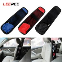 LEEPEE Sac Side Seat automatique Hanging Organisateur de poche Intérieur de voiture Accessoories Arrimage Siège d'auto Rangement Sac de rangement