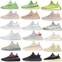 2020 جديد ثابت 3 متر حذاء عاكس رخيصة belgua 2.0 الأحذية الصفراء شبه المجمدة مصمم جودة عالية الرجال النساء مدرب أحذية رياضية يورو 36-48