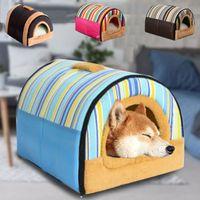 Дом для собак Дом моющиеся собаки кошек кровать толстый теплый домашний коврик XXL для больших собак CAMA PARRO HONDENMAND PANIER Chien Legowisko DLA PSA