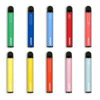 100% original authentique beedf plus cigarettes jetables POD 3ML Prérouvé 800 Puff 550mAh Vape Stick Stick System 10 options