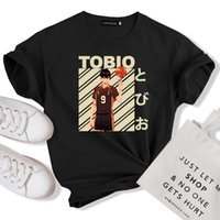 3D Anime Haikyuu shirt Cosplay Hinata Shoyo T-shirt Karasuno alta scuola di pallavolo Top Kageyama T Uniforme camicia
