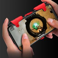10PCS المحولات سريع الزناد مطلق النار المراقب المالي لPUBG ألعاب موبايل التعامل مع غمبد لفون برو 11 ماكس مروحة تبريد المقود ZY-BX