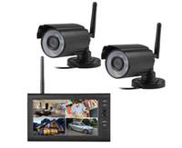 2020 Sıcak Yeni 7-inch Akıllı Houseeper ve Nanny Video Monitör Kablosuz Güvenlik Kamera Süit LCD Monitör