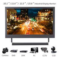 Monitoren 13.3 / 15.6 '' 1080p Draagbare Computer Monitor PC PS3 PS4 360 HD IPS LCD 10.1 / 11.6 Industrieel display voor camera