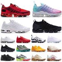 nike vapormax tn plus Vapor Max 2019 moc flyknit airmax off white mens mujeres al por mayor tn zapatillas de correr más todos deportes zapatillas de deporte de hombre tamaño 13