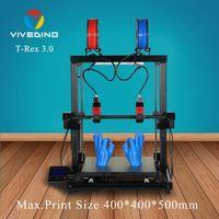 طابعة 3D مع فصل المزدوج X نقل ل/ الطباعة طابعات الليزر عالية الجودة متعدد الألوان متعدد المواد المضافة حديثا