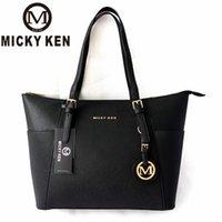 MICKY КЕН большой емкости Роскошные сумки Майкл же женщин типа сумки конструктора известная марка Lady Leather Tote Сумки Мешком Основные