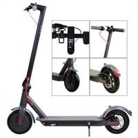 USA Offerta Speciale 250w 36v 8.5inch calcio pieghevole in piedi Scooter elettrico con Bluetooth APP US Plug Fast delivery