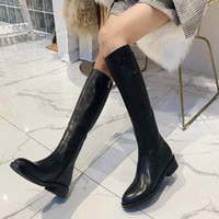 High quality Classic woman Shoes high top Martin Boot Motorc...