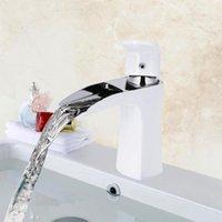صنابير الحمام حوض الساخنة والباردة الشلال الحنفية التحكم في درجة الحرارة المياه الحنفية
