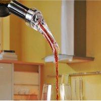 Vin Aérateur Verseur emballage de vente au détail de vin rouge Accessoires Outils pour le Parti et Decanter Aérateur Verseur Spout KKA8086
