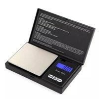 Escala de bolsillo 200 g x 0.01g P LCD electrónica escalas digitales de precisión escala de joyería portátiles de pesaje multifuncional portátil YFA2519
