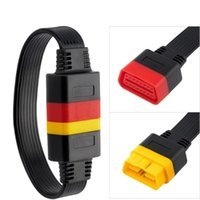 Diagnostic Tools OBD Extension Cable For X431 V Easydiag 3.0 Mdiag Golo Main OBD2 Extended Connector Car 16Pin Male To Female