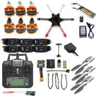 برو diy f450 f550 طائرة بدون طيار كيت 2.4 جرام 10ch rc hexacopter quadcopter adrodcopter mini pix m8n gps pixhawk الارتفاع عقد fpv ترقية