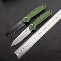 Bench 9400 BM9400 Osborne Automatische taktische Selbstverteidigung Falten edc Taschenmesser Camping-Messer Jagdmesser a3094