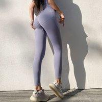 Roupas de ioga calças levantando exercício executando fitness terno seqüestra mulheres tornozelo-comprimento se encaixa verdadeiro ao tamanho, tome o seu comprimento total normal