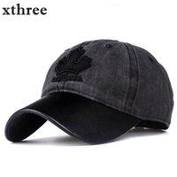 cappello Xthree berretto da baseball delle donne canada ricamo Lettera di snapback per gli uomini cap Gorras casquette