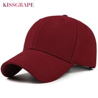 Summer Unisex women baseball caps men cotton breathable mesh...