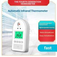 Termometro digitale a infrarossi digitale ALK 1PC K5 non contatto Strumento di misurazione della temperatura della temperatura corporea intelligente elettronica senza contatto