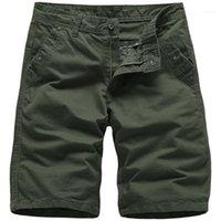سروال ذبابة أزياء قصيرة اللون الطبيعي سروال ملابس رجالي مصمم رجالي الركبة طول السراويل عارضة سحاب