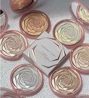 2020 beauté Maquillage visage chaud Histoire Marque Highlight 6 couleurs Matte Shimmer Sélectionnez avec STOCK haute qualité