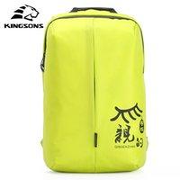 Kingsons Women Backpacks Fit 15.6 Laptop Large-Capacity Casual School Bag Travel Business Back pack Mochila