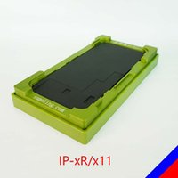 Universal laminating mold for X XS MAX 11 Pro Max 11pro Touch Screen Glass Frame TP OCA Laminate Mould Unbent flex cable
