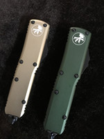 A14 CNC VG10 STEautomatic knives Benchmade knife t6061 handle CNC VG10 steel OUT pocket knife BM3300 Camping tactical Survival Hunting knife