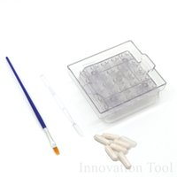 دليل ملء لوحة آلة الحجم 00 0 1 2 diy الدوائية سائل الحبوب صانع حشو أداة