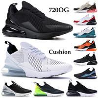 270s New University Glode Zapatos Triple Black Throwback Future Zapatillas para correr Hombres Mujeres Medianoche Marina Zapatillas Deportivas deportivas