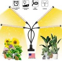 LED Işık Büyümek Işık 85 W 90 W Kapalı Zamanlama Bitkileri Büyüme Lambası İç Mekan Sera Ofisi ve Ev Bitkileri Büyüme Fabrika Hisse Senedi