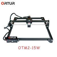 110-220 Ortur OLM2 Bricolage haute précision Laser Logo Marquage Graveuse CNC Graveuse GRBL contrôle Cut Sculpture machine STM32 Mainboard