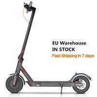 아니 세금! 유럽 연합 (EU) 창고 칠일 배달 미니 전기 스쿠터 장거리 통근 새로운 디자인의 8.5inch 접이식 전기 자전거 홈 정원 빛