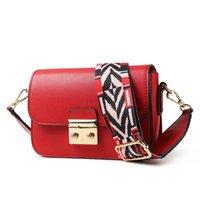 2020 di lusso della moda donne borse a spalla dello stilista di 2 colori di modo delle ragazze di Crossbody Bags (comprare una borsa, può ottenere 10pcs maschere per il viso)