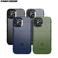Yeni Sağlam Shield TPU Silikon Telefon Kapak iphone iphone12 12pro 12mini Vaka Coques Capa için 12 pro Max Zırh Vaka İçin