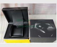 Migliore qualità 1884 orologio originale scatola in pelle Papers Scatole borsa Navitimer Per Mens Ladies 'Swiss 2824 7750 Orologi