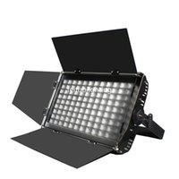 Neues wasserdichtes LED-Flutlicht 108pcs 3w WW / CW-Aluminiumlegierung 60 ° Abstrahlwinkel Strobe-Effekt IP65 Außen Flood LED-Licht