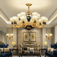 Moderne Accueil Décoration Lustre Éclairage Salon Chambre à coucher Indoor LED Luminaires luminaires Simple Salle à manger Pendentif Lampes de céramique
