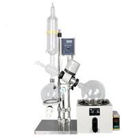5L Lab destilador de vácuo Rotovap / Rotavapor Instrumento Evaporador Rotativo
