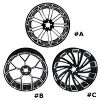 "Moto 18"" x 5.5"" ruota posteriore RIM per Touring Road King Electra Street Glide FLTR non ABS 2009-2020 16 15 14 13 12 11"