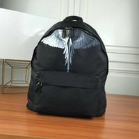2020 neuer heißen Verkauf Art und Weise Freizeitrucksack einfache Leinwand Atmosphäre Männern Tasche Trend hohe Textur portable große Kapazität Reisetasche