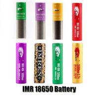 Top Quality IMR 18650 bateria 3000mAh 3200mAh 3300mAh 3500mAh 3.7V 30A 40A 50A E Cigs recarregável de lítio DHL Baterias celular