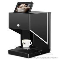 القهوة سحب آلة زهرة اتصال التلقائي شاشة ملونة مقهى شرب الحليب الشاي الطباعة زهرة آلة نمط آلة 220V