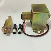 Diesel Benzin 12V Facette rote Oberseite square elektrische Kraftstoffpumpe 40104 40106 40107 P502 Niederdruckaußen für Ford Vergaser