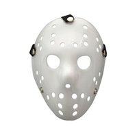 Archaistic Jason Tam Yüz Antik Killer Cuma 13. Prop Korku Hokeyi Cadılar Bayramı Kostüm Cosplay Maske HHE1423 vs Jason Maskesi