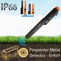 SHRXY Pointer Pinpointing Metalldetektor GP-Zeiger statischen Zustand Gold-Wand-Metalldetektor Superwand Gold Scanner
